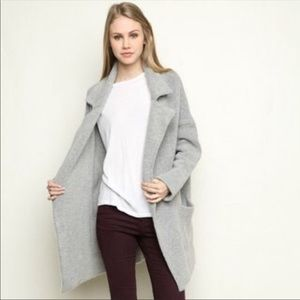Brandy Melville Kennedy Coat